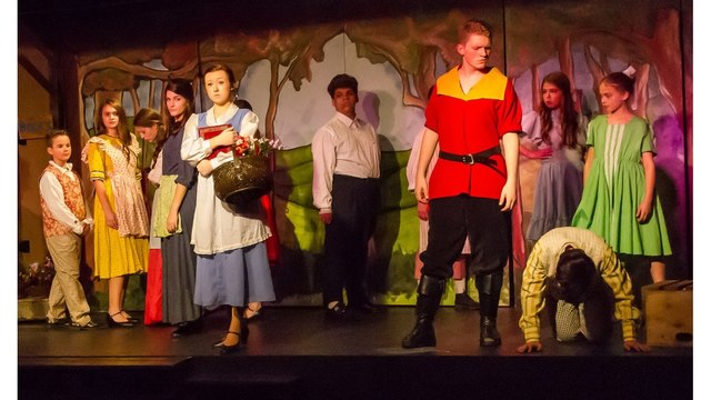 WATE TV: Knoxville Children's Theatre presents Beauty and the Beast