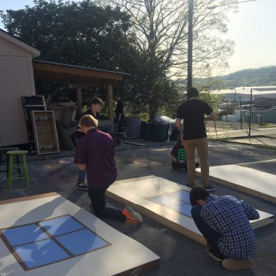 If You Build It Scenic Design From Paper To Stage Knoxville Childrens Theatre