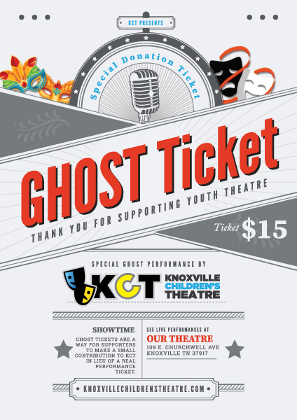 Ghost Ticket 2021